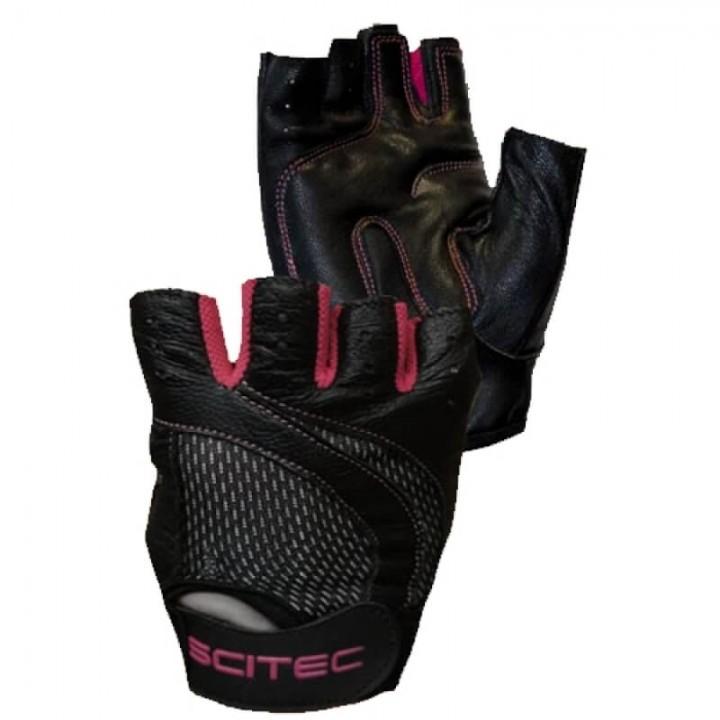 Перчатки Scitec Nutrition Pink Style