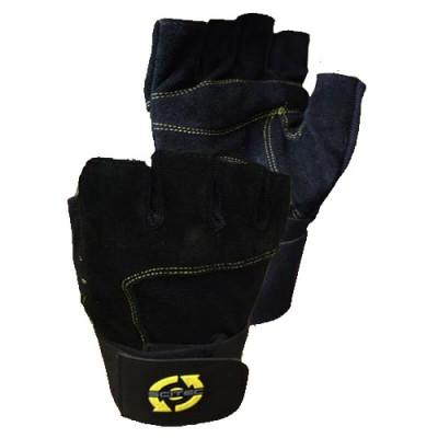 Перчатки Scitec Nutrition Yellow Style