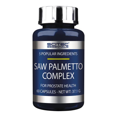 Со Пальметто Scitec Nutrition Saw Palmetto (60 капс)