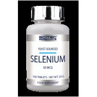 Scitec Nutrition Selenium (100 таб)