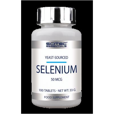 Селен Scitec Nutrition Selenium (100 таб)