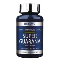 Scitec Nutrition Super Guarana (100 таб)