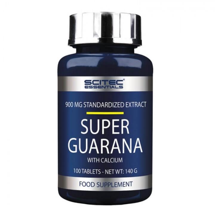 Гуарана Scitec Nutrition Super Guarana (100 таб)