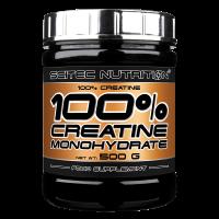 Scitec Nutrition 100% Creatine Monohydrate (500 гр)