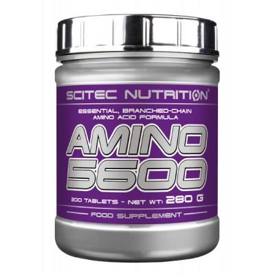 Аминокислоты Scitec Nutrition Amino 5600