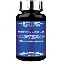 Scitec Nutrition Tryptophan (60 капс)