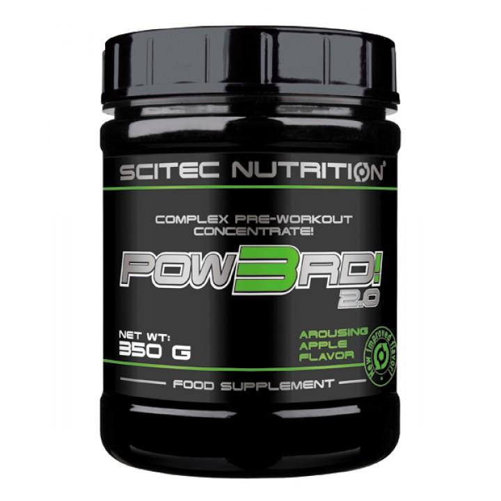 Предтренировочный комплекс Scitec Nutrition Pow3rd! 2.0