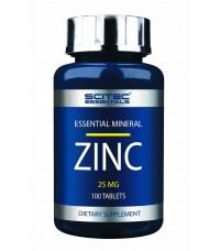 Scitec Nutrition Zinc (100 таб)