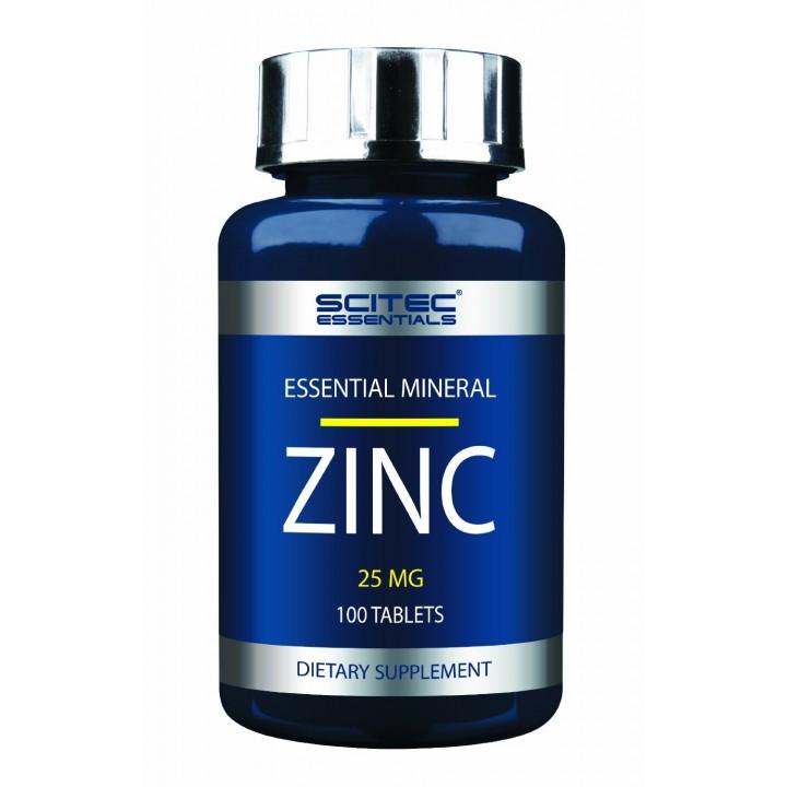 Цинк Scitec Nutrition Zinc (100 таб)