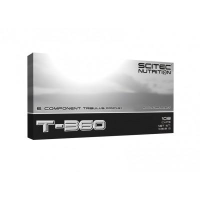 Тестостероновый бустер Scitec Nutrition T-360 (108 капс)