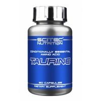 Таурин Scitec Nutrition Taurine (90 капс)