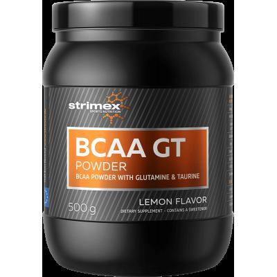 Аминокислоты Strimex BCAA GT (500 гр)