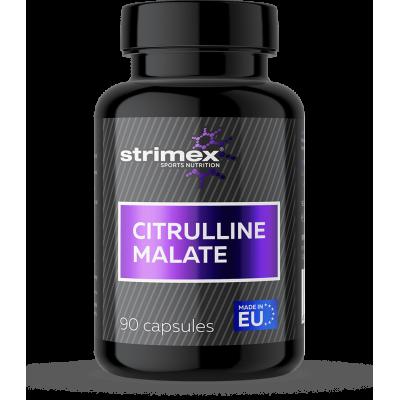 Цитруллин Strimex Citrulline Malate (90 капс)