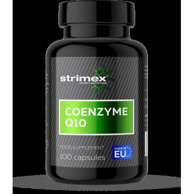 Коэнзим Q10 Strimex Coenzyme Q10 (100 капс)