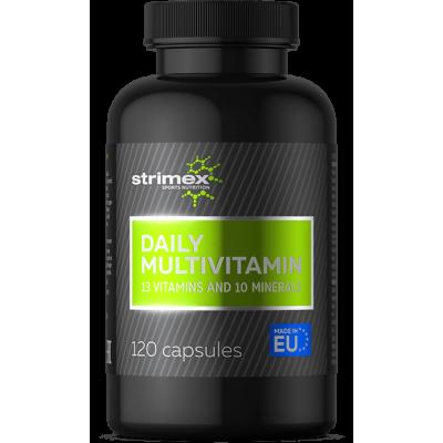 Витамины Strimex Daily Multivitamin (120 таб)