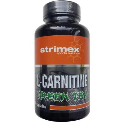 Карнитин Strimex L-Carnitine + Green Tea