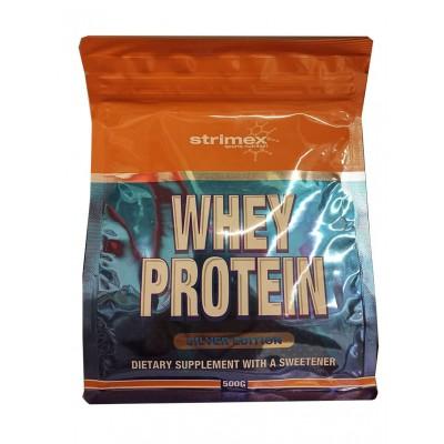 Протеин сывороточный Strimex Whey Protein Silver Edition