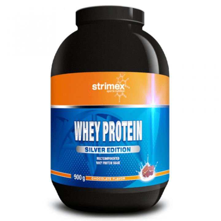 Протеин Strimex Whey Protein Silver Edition