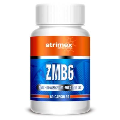 ЗМА Strimex ZMB6 (60 капс)