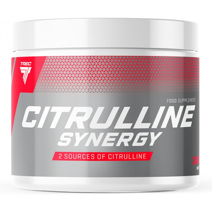 Цитруллин Trec Nutrition Citrulline Synergy (240 гр)