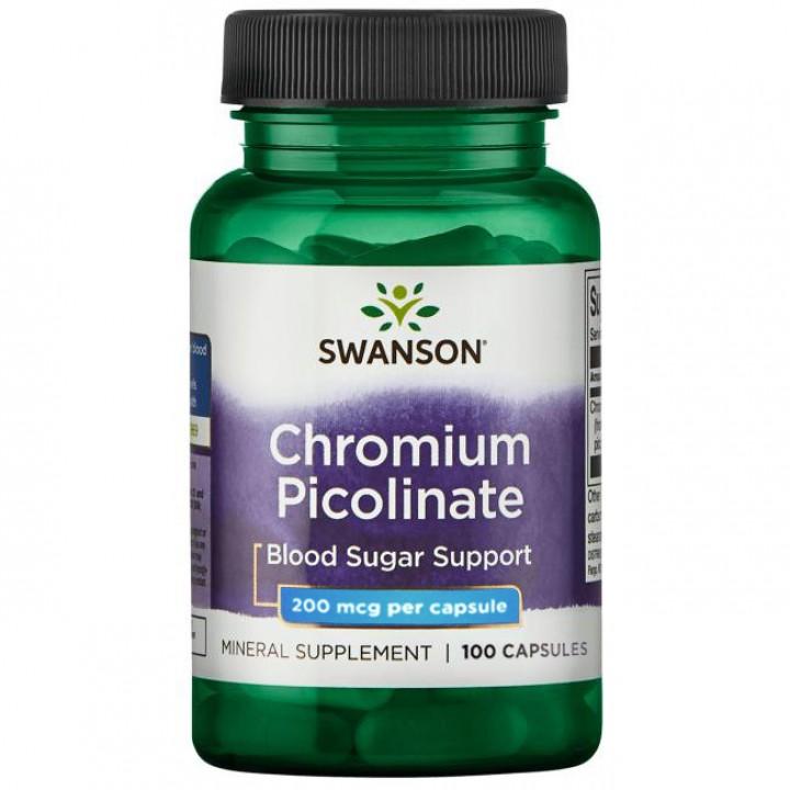 Пиколинат хрома Scitec Nutrition Chromium Picolinate (100 таб)