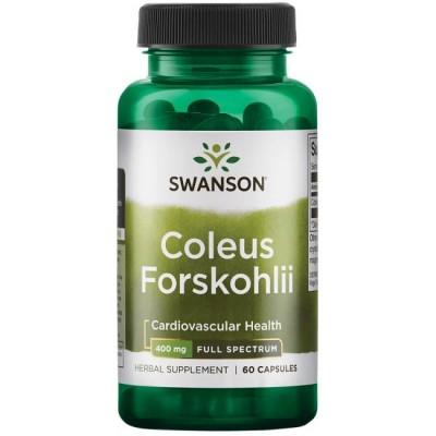 Форсколин Swanson Coleus Forskohlii (60 капс)