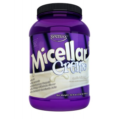 Протеин казеиновый Syntrax Micellar Creme (907 гр)
