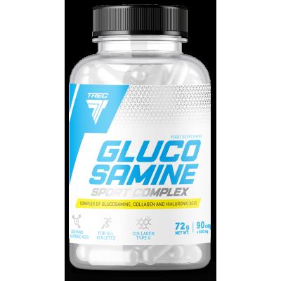Глюкозамин Trec Nutrition Glucosamine Sport Complex (90 капс)