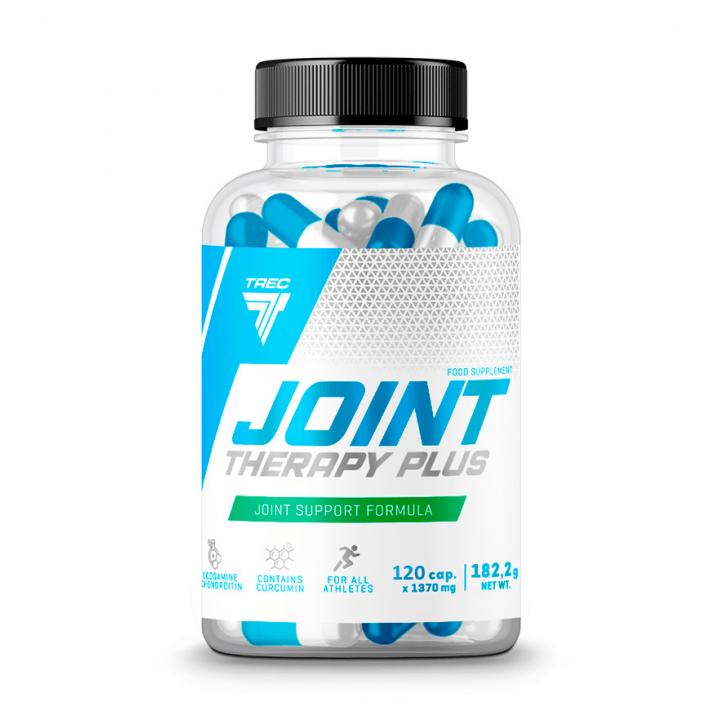 Глюкозамин, хондроитин Trec Nutrition Joint Therapy Plus (60 капс)