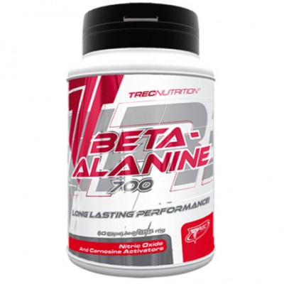 Бета-аланин Trec Nutrition Beta-Alanine (120 капс)