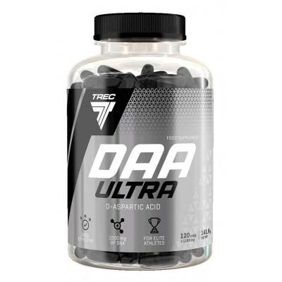 Д-аспаргиновая кислота Trec Nutrition DAA Ultra (120 капс)