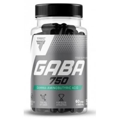 Габа Trec Nutrition GABA (60 капс)