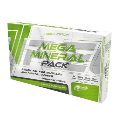 Минералы Trec Nutrition Mega Mineral Pack