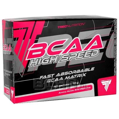 Аминокислоты Trec Nutrition BCAA High Speed (10 гр)