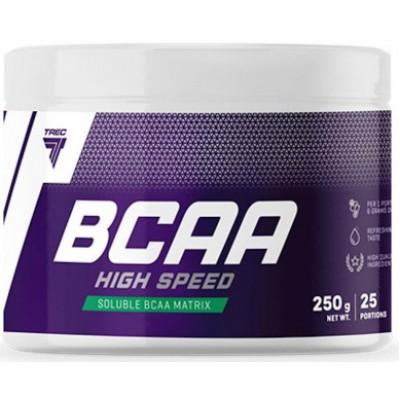 Аминокислоты Trec Nutrition BCAA High Speed (250 гр)
