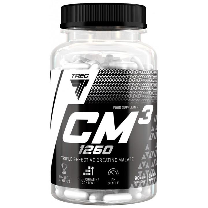 Креатин Trec Nutrition CM3 1250 (90 капс)