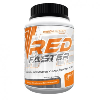 Изотоник Trec Nutrition Redfaster (400 гр)