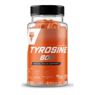 Тирозин Trec Nutrition Tyrosine (60 капс)