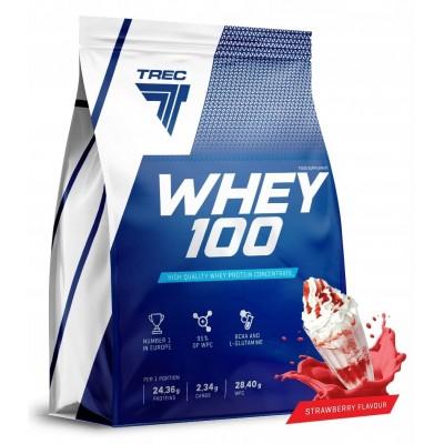 Протеин сывороточный Trec Nutrition Whey 100 (2270 гр)