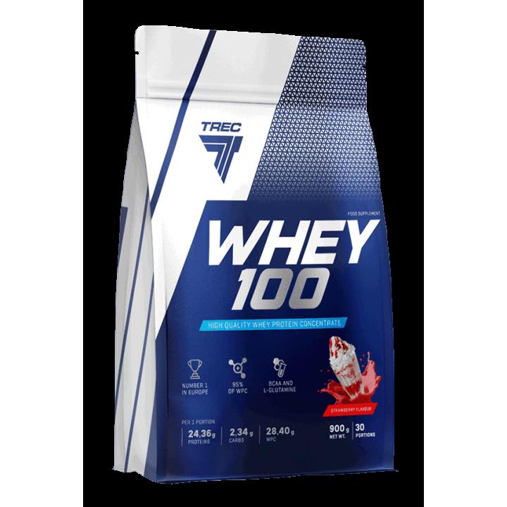 Протеин сывороточный Trec Nutrition Whey 100 (700 гр)