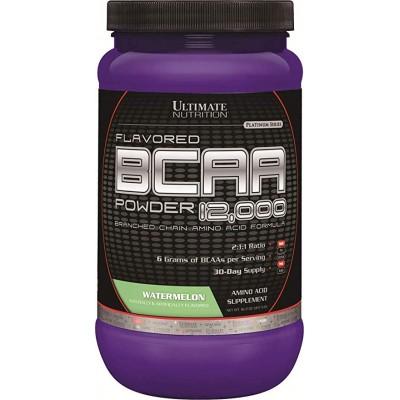 Аминокислоты Ultimate Nutrition BCAA 12000 Powder (457 гр)
