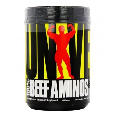Аминокислоты Universal 100% Beef Aminos (400 таб)
