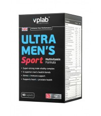 Vplab Ultra Men's Sport Multivitamin Formula (90 капс)