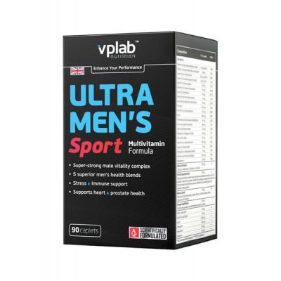 Витамины для мужчин Vplab Ultra Men's Sport Multivitamin Formula (90 капс)