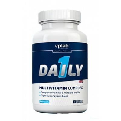 Витамины Vplab Daily 1 (100 таб)
