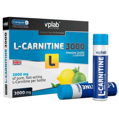 Карнитин Vplab L-Carnitine 3000