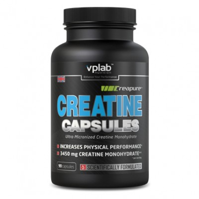 Креатин VPlab Creatine Capsules
