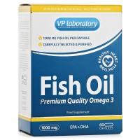 VPLab Fish Oil (60 капс)