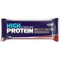 Батончик Vplab High Protein Bar