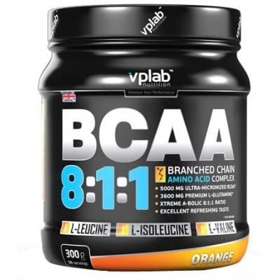 Аминокислоты VPlab BCAA 8:1:1